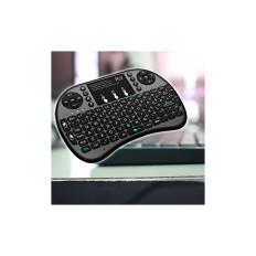 Mini vezeték nélküli billentyűzet touchpaddal / okostévéhez és TV boxhoz is