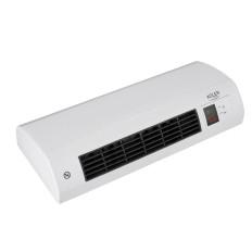 Adler fali hőfüggöny LCD kijelzővel, fűtés, időzítő, távirányító, 2000 W teljesítmény, túlmelegedés elleni védelem